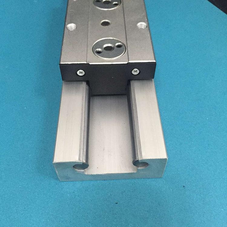 Precio justo de aluminio cnc gu a lineal rail kit para - Guia de aluminio ...