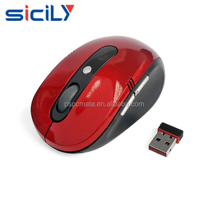 2.4GHz Wireless webkey Mouse USB Receiver Mice Cordless Game Mouse for Computer (PC, Laptop, Desktop