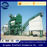 320t/h Asphalt Batch Mixing Plant for Road Construction LB4000 Series