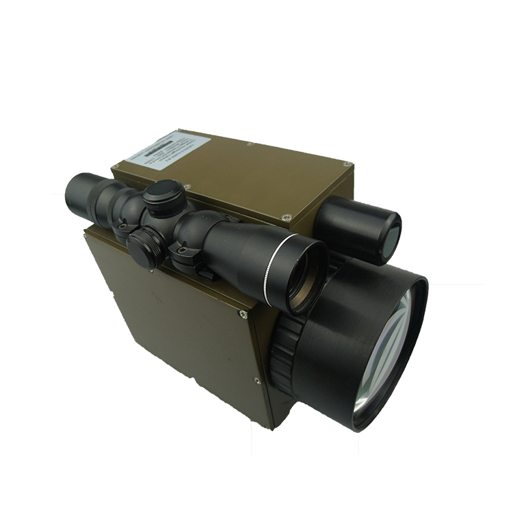 20Km China manufacture repeat frequency Long Distance Military Standard Laser Rangefinder high accuracy laser range finder
