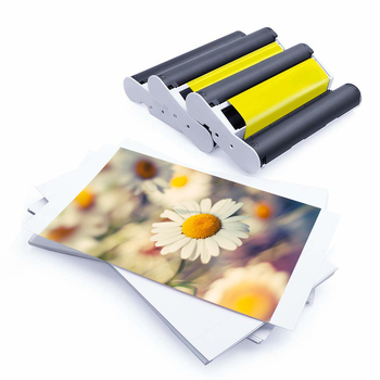 China manufacturer selphy printer ribbon glossy professional printer selphy photo paper for canon digital printers