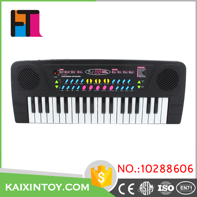 kids educational musical instrument electronic organ keyboard with microphone