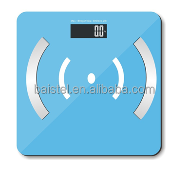Bluetooth Body Scale with Memory Function Body Fat Water Scale