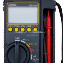 CD800A digital multimeter
