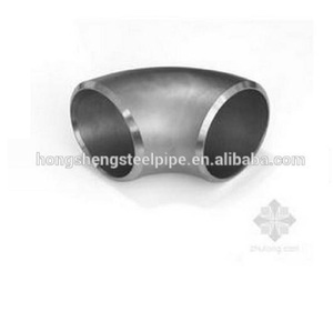 Size 4 inch 304 stainless steel pipe elbow 90 price per piece