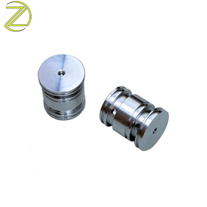 Custom CNC Machinery 6061-T6 aluminum surface treatment parts stainless steel hardware
