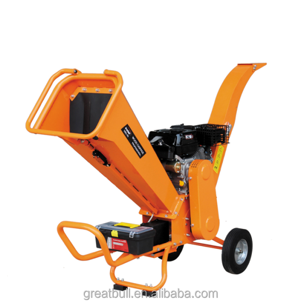 Tree care professional garden forestry machinery 7hp wood chipper shredder FOB Reference Price:Get Latest