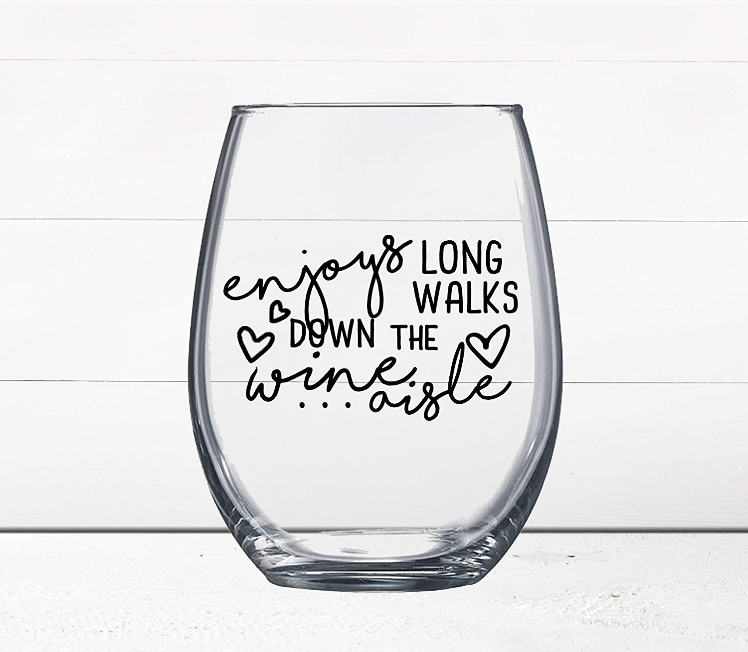 Gift Under 10 Funny Wine Glass Quotes On Wine Glass Enjoys