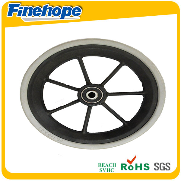 China professional cheap twin stroller wheel supplier with high quality