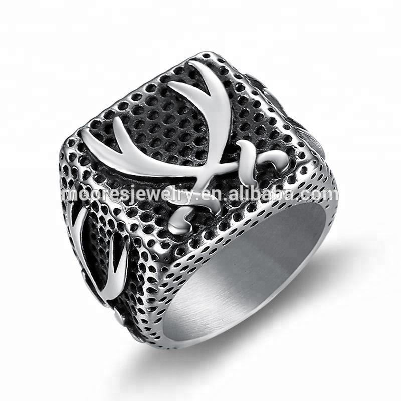 Wholesale 316l stainless steel men Zulfiqar The Legendary Sword Of Ali muslim islmaic ring