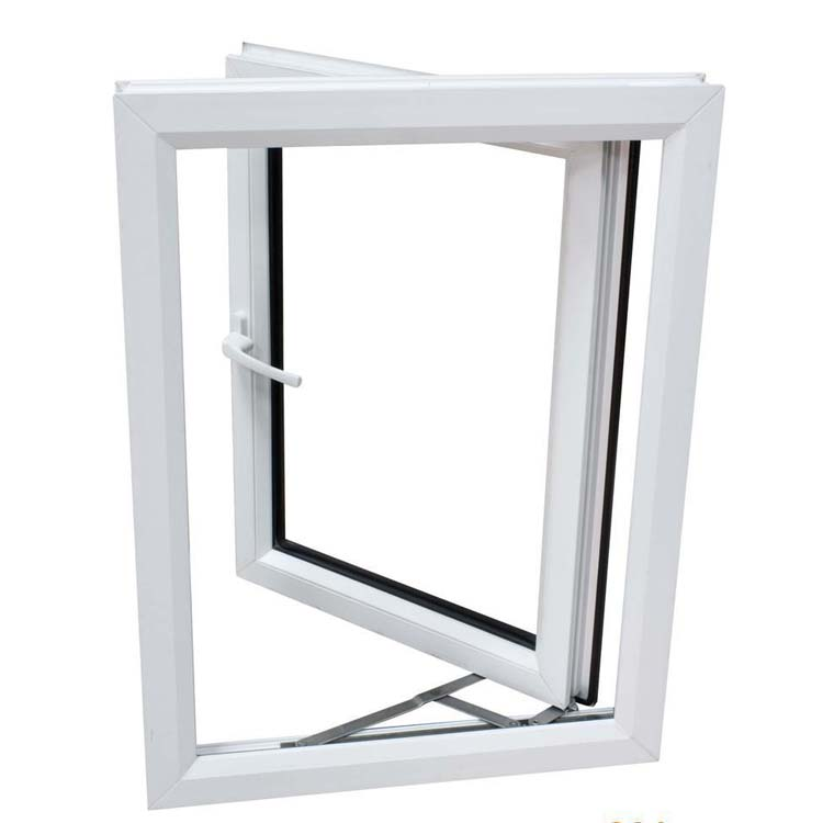 Casement double panel french dormer windows