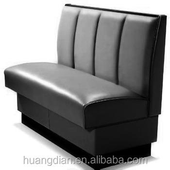 Super Restaurant Used Two Seat Leather Sofa Chair Restaurant Diner Booth Buy Restaurant Sofa Restaurant Chair Diner Booth Product On Alibaba Com Machost Co Dining Chair Design Ideas Machostcouk