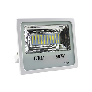 IP66 waterproof 50W 100w 200w flood light solar Led reflector with 2835