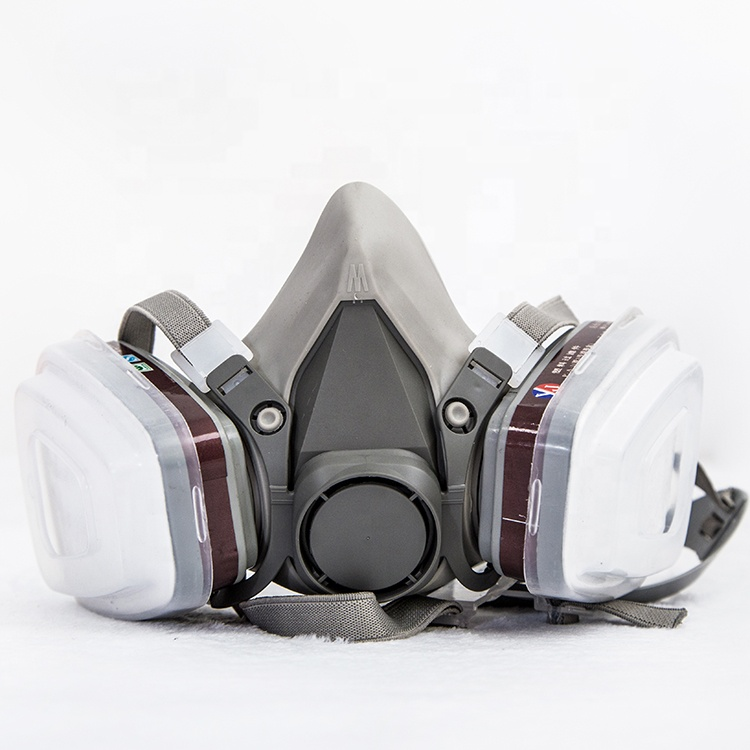 EN 140 lowes gas mask chemical respirator