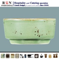 Round Source ceramic ramekin for restaurant tableware