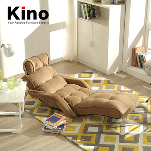 Kino furniture living room furniture and bedroom, fabric sofa chair, comfortable single cafe sofa chair