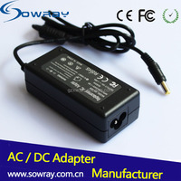 5.5*1.7mm Mini Laptop AC DC Charger adapter For Acer 19V1.58A