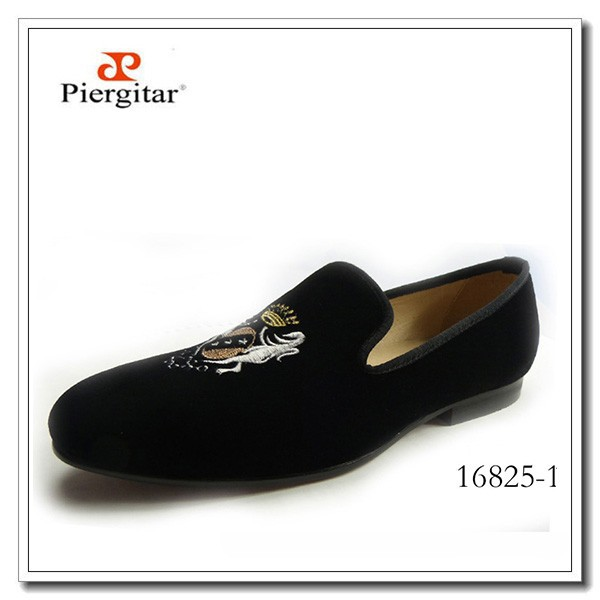 Velvet Men Casual Supplier Shoes Loafers Navy For qvgx6q0