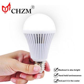 265v De Buy Rechargeable Led Ampoule Menée 7 Par Intelligente W ampoule Ac85 E27 D'urgence Lampe Urgence HD9b2IWYeE