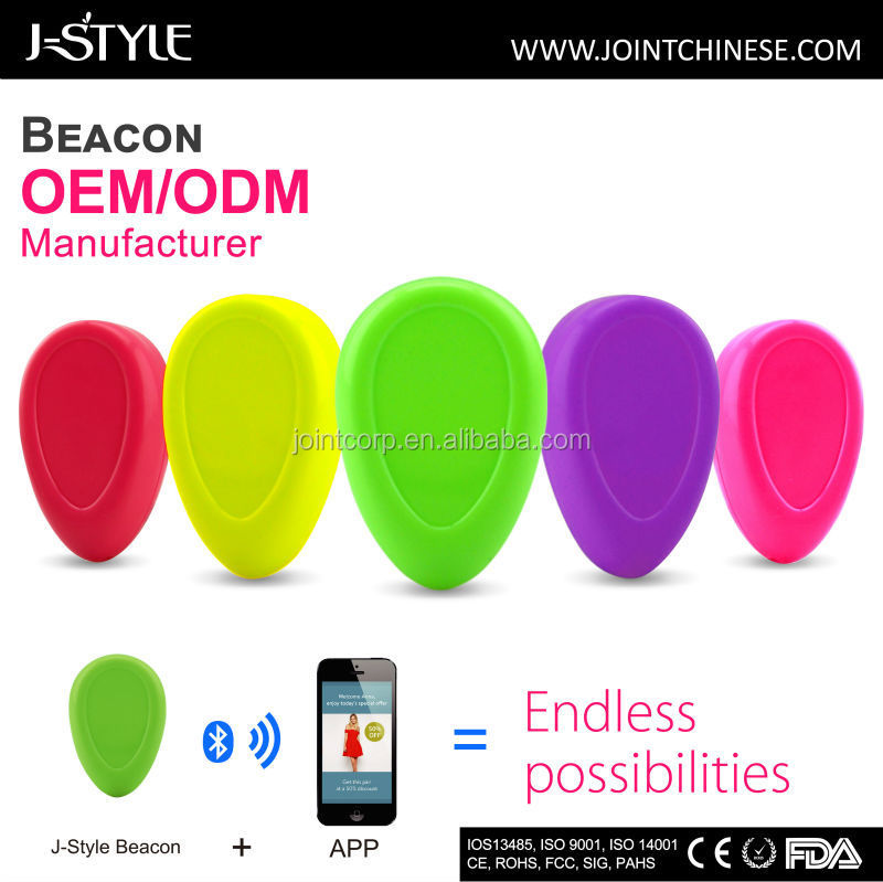 J-Style New Arrival coin battery ble bluetooth low energy 4.0 module iBeacon