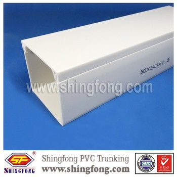 Bangladesh Hot Plastic Square Pipe 40x40 Wire Duct - Buy Plastic Wire  Duct,40x40 Wire Duct,Pvc Wire Duct Product on Alibaba com