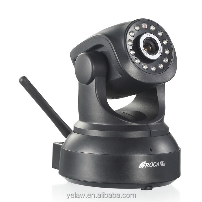 ROCAM NC300 Pan Tilt Full HD P2P Nvsip IP Camera Speaker Microphone OEM IP Camera