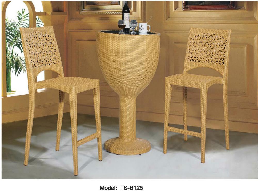 outdoor bistro eingerichtet bar werkzeug set garten dinning gesetzt terrasse tisch und stuhl. Black Bedroom Furniture Sets. Home Design Ideas