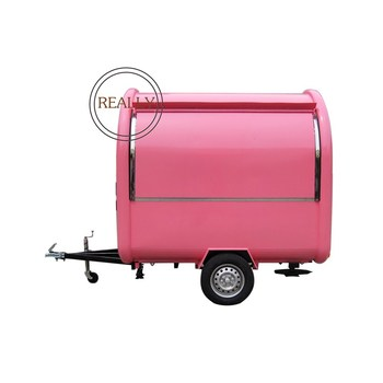 Australia Standard Mobile Food Concession Trailer Ice Cream Food Caravan Coffee Food Van Buy Mobile Ice Cream Vanmobile Fast Food Vanfood