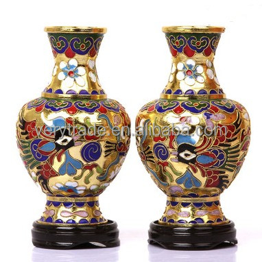 China Chinese Cloisonne Vase Wholesale