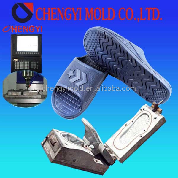 China Used PCU Shoes Mould For Sale