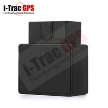 OBD Auto Car GPS Tracker SMS GPS GSM Real Time Tracking System Device Monitor Locator with Over-speed Alarm for Vehicles
