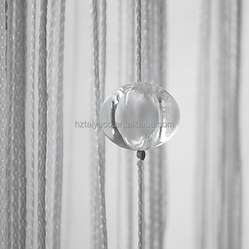 Newst Bead Pull String Curtains For Girls Room