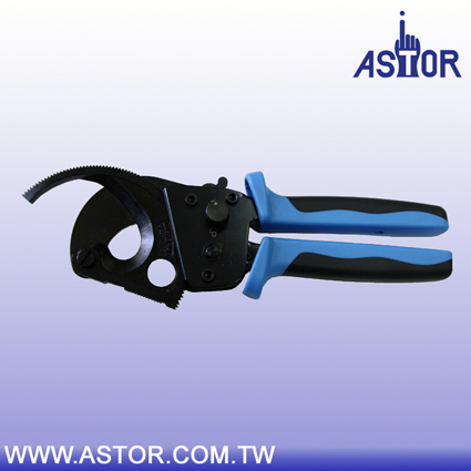 Low Hand Force Ratchet Hand Cable Cutter
