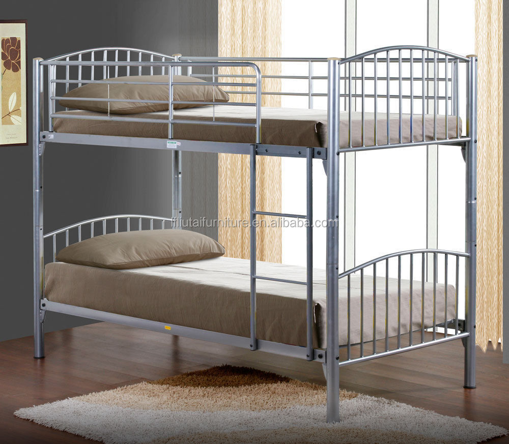 Steel double deck bed - Wholesale Metal Double Decker Bed Malaysia