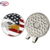 Normal Design  High Quality Hot Selling Golf Ball Marker Hat Clip