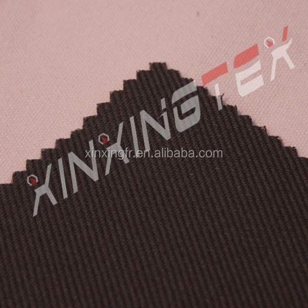 China factory cvc fireproof material fabric for workwear