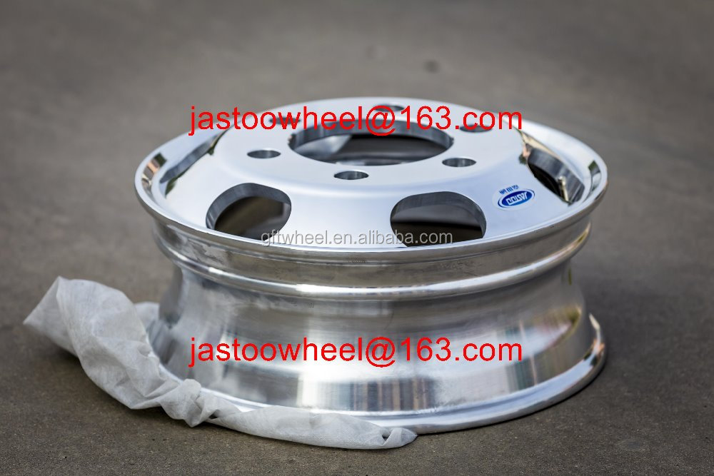 We are factory------Top class light truck wheel rim alloy material A 6061