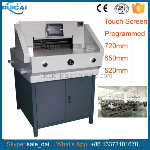 Heavy Duty Paper Cutter with Strong Quality in Yiwu