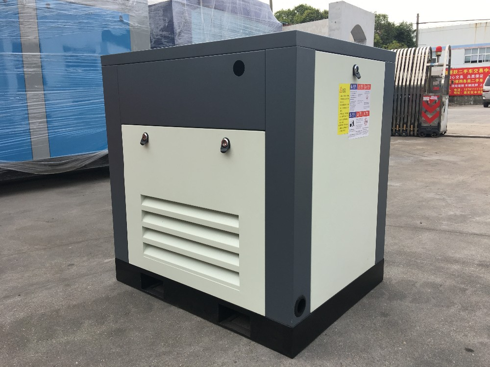 lowe price Air Compressor Manufacturer 22KW 30HP3.5m3/min 8bar motor type screw air compressor .