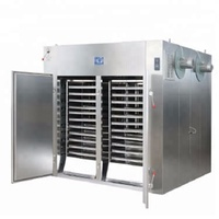 Factory direct edible fungus drying box Fruit dryer Potato chips Sweet potato chips hot air circulation oven