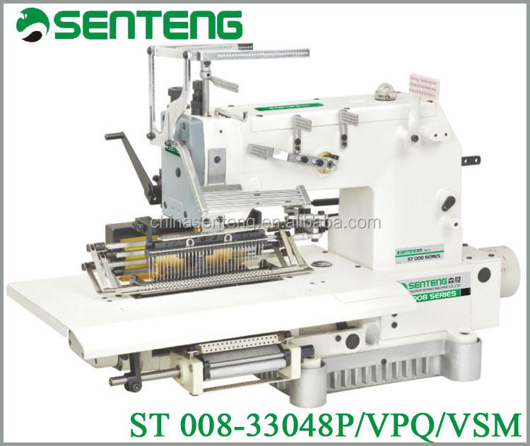 40 40 PVPQVSM 40 Needle Chain Stitch Shirring Sewing Machinery Stunning Sewing Machine Smocking