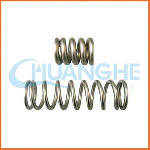 China Manufacturer loaded clips spring loaded tension spring