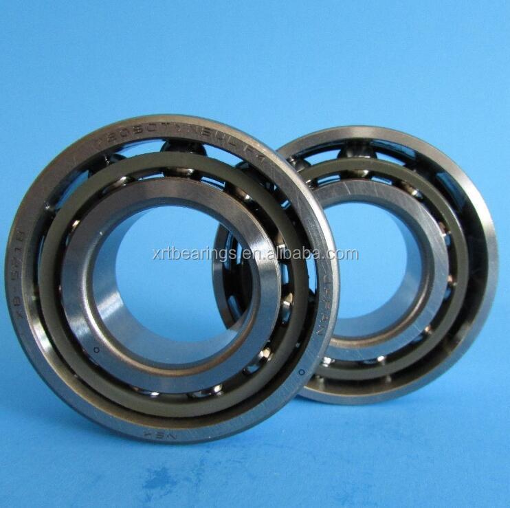 NACHI 7203C Angular Contact Ball Bearings 17x40x12mm