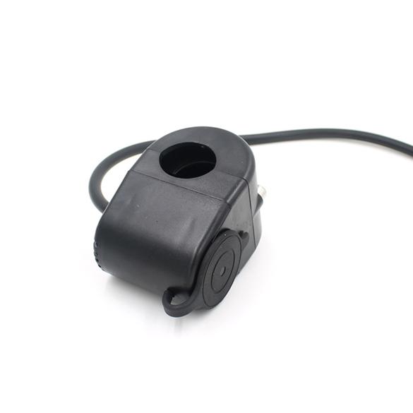 12 В водонепроницаемый Motorbicycle руль сигареты разъем питания адаптер питания разъем для Mp3 мобильного телефона GPS диаметром 2.3 - 1.8 см #1JT