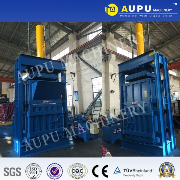hot sale hydraulic aluminum can baling press