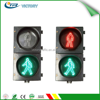 200mm 8 Pedestrian Light With Countdown Timer Crosswalk Traffic Signal Light Buy Led Traffic Signal Light Led Pedestrian Light Solar Powered Pedestrian Lights Product On Alibaba Com