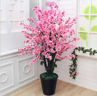 Home decorative artificial ancient cherry blossom tree for sale