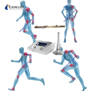 Lumsail shockwave machine BS-SWT2X shock wave Tibial stress syndrome (shin splint) machine for physiotherapy clinic