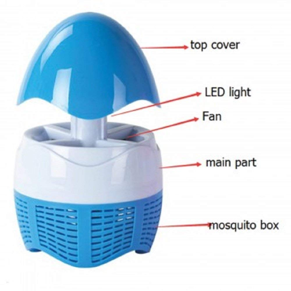 Cheap Kitchen Insect Find Deals On Line At Alibabacom Bug Zapper Circuit Simple Electronics Get Quotations Electronic Indoor Killer Mosquito Usb Powered Led