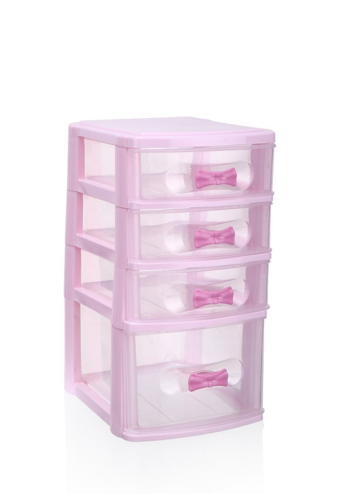 creative makeup storage box/ cabinets and drawer/ plastic lockers-G